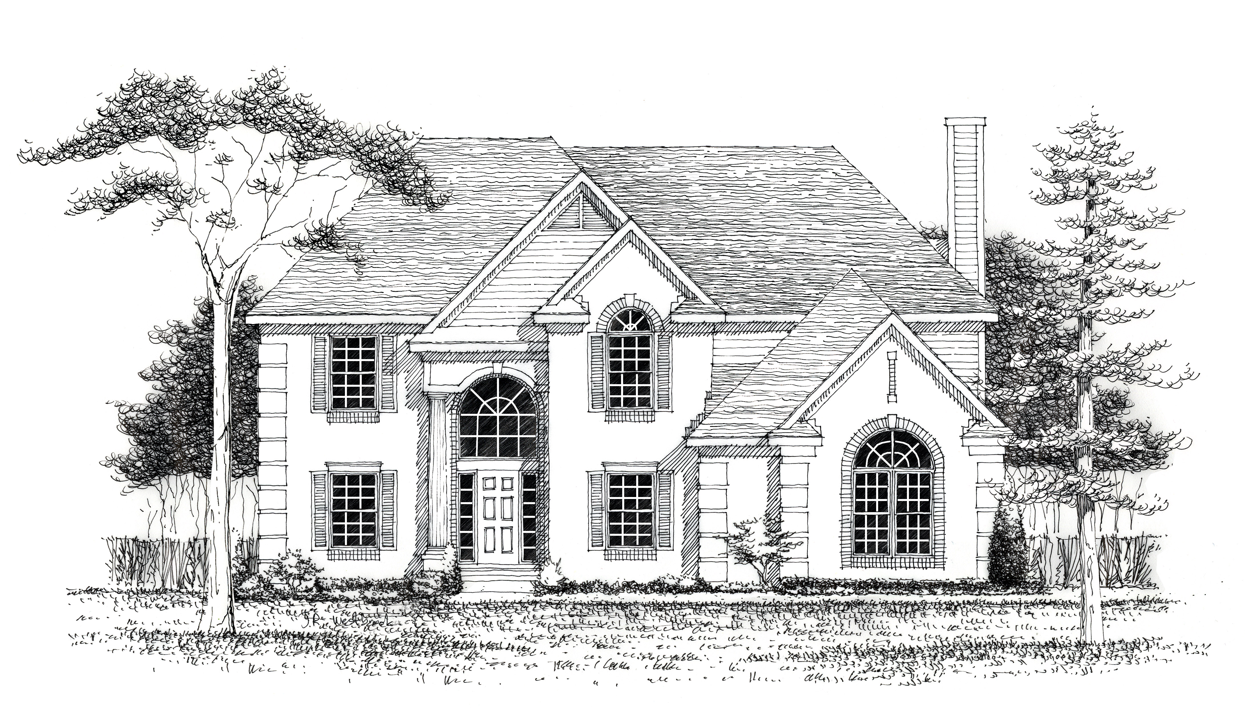 Beautiful Pre Designed Homes Plans Ornament - Home Decorating ...